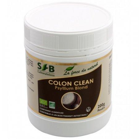 PSYLLIUM BLOND COLON CLEAN - 200G - SFB